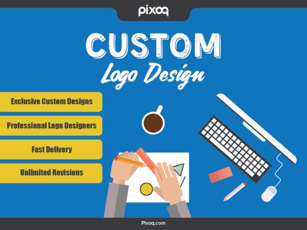 Custom Logo Design Service Archives Pixoq Digital Marketing